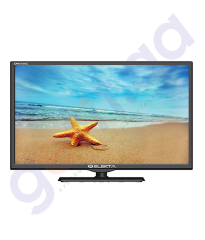 "BUY ELEKTA 32"" LED TV (DYNAMIC) - ELED-3229(DYNAMIC) ONLINE IN QATAR"