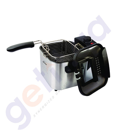 BUY ELEKTA PLATINUM 2.5L STAINLESS STEEL DEEP FRYER - EP-DF-825S IN DOHA QATAR