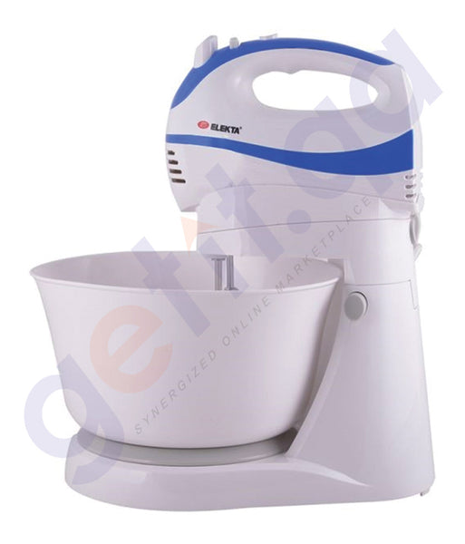 BUY ELEKTA STAND MIXER WITH BOWL - EMX-660 ONLINE IN QATAR