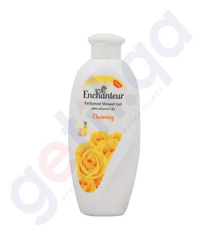 BUY ENCHANTEUR CHARMING SHOWER GEL 250ML ONLINE IN QATAR