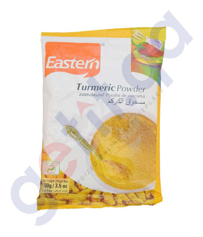 EASTERN TURMERIC POWDER ECONOMY 100 GM
