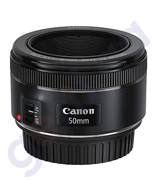 BUY CANON EF F1.8 STM 50MM LENS ONLINE IN DOHA QATAR