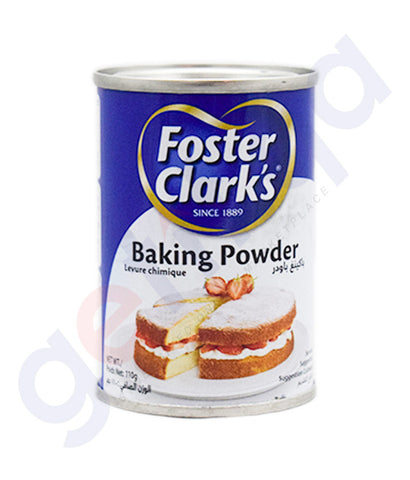 FOSTER CLARKS BAKING POWDER