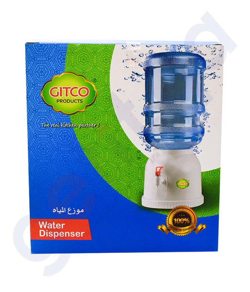 Buy Gitco Desktop Water Dispenser Price Online Doha Qatar