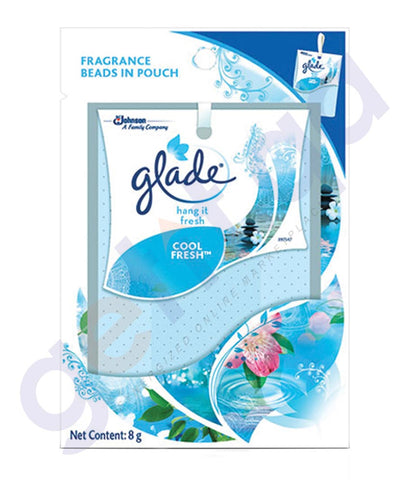 BUY GLADE HANG IT COOL FRESH 8GM ONLINE IN QATAR