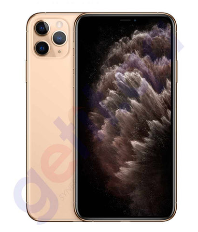 Buy Apple iPhone 11 Pro Max 4gb Gold Online in Doha Qatar