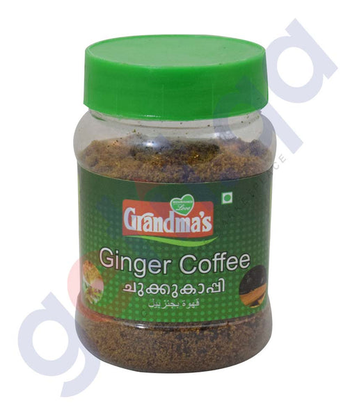 Buy Grandmas Ginger Coffee 100g Price Online in Doha Qatar