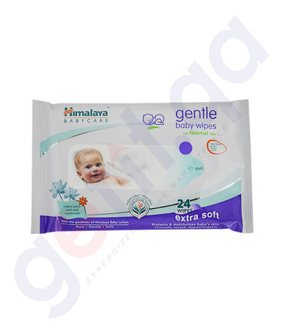 Buy Himalaya Gentle Baby Wipes Price Online in Doha Qatar