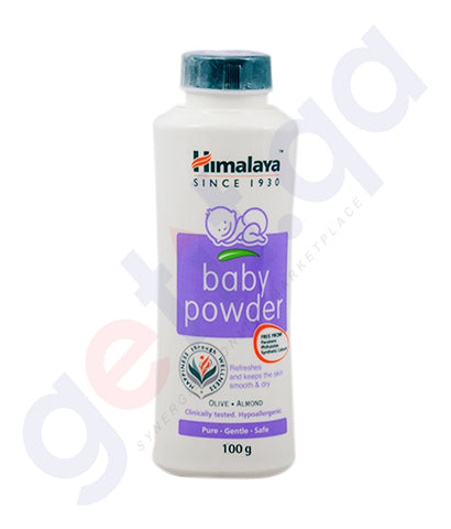 Buy Himalaya Baby Powder 100gm Price Online in Doha Qatar
