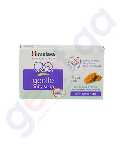 Buy Himalaya Gentle Baby Soap 75g Price Online Doha Qatar