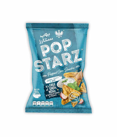 Request Quote Pop Starz Labneh, Garlic & Mint in Doha Qatar