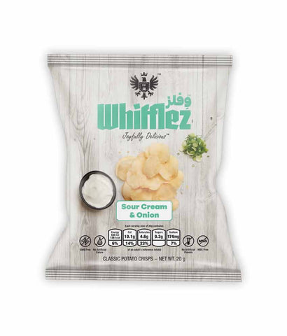 Request Quote Whifflez Classic Sour Cream Onion 20g in Doha Qatar