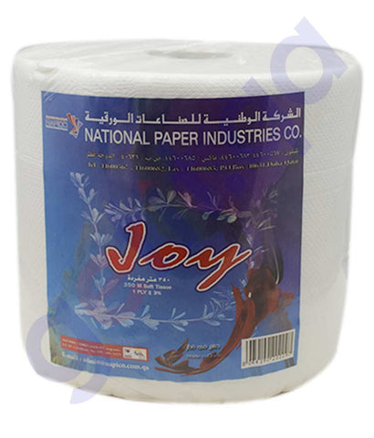 Buy Joy MTork 1Ply 350m Price Online in Doha Qatar