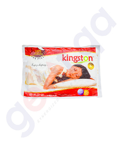 Buy Kingston Standard Pillow Price Online in Doha Qatar