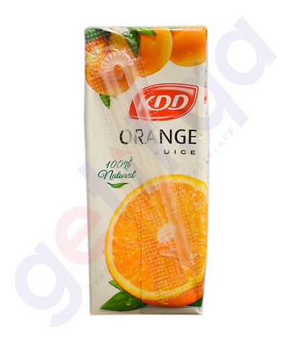 KDD ORANGE JUICE