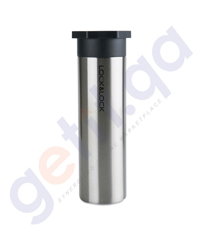 BUY LOCK & LOCK 400ML HERO STAINLESS STEEL TUMBLER IN QATAR