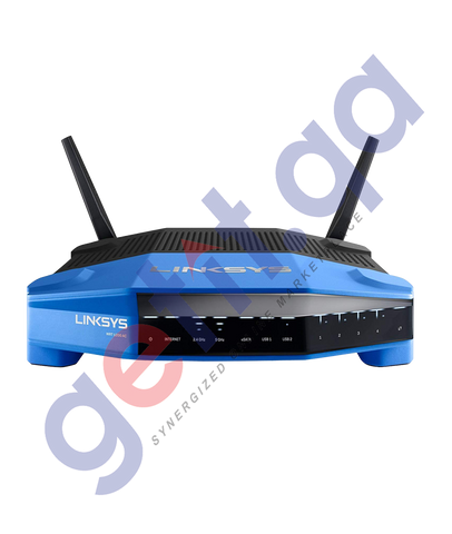 Buy Linksys WRT1200AC-Band WiFi Router Online in Doha Qatar