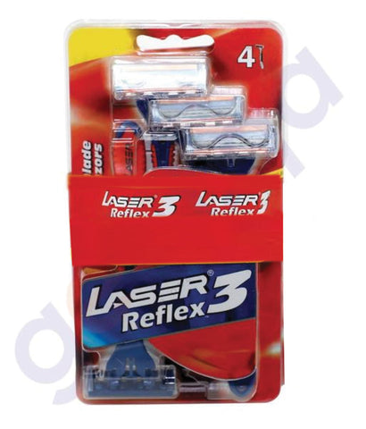 BUY BEST PRICED LASER REFLEX3 4+4 TRIPLE ONLINE IN QATAR