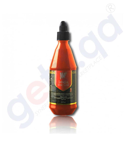 MF SRIRACHAA HOT CHILLI SAUCE 435ML