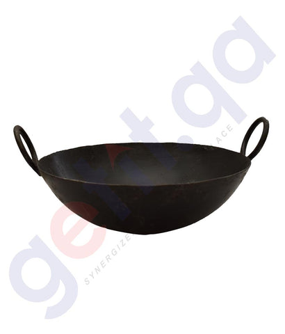 Buy Gitco MS Kadai #14 Price Online in Doha Qatar