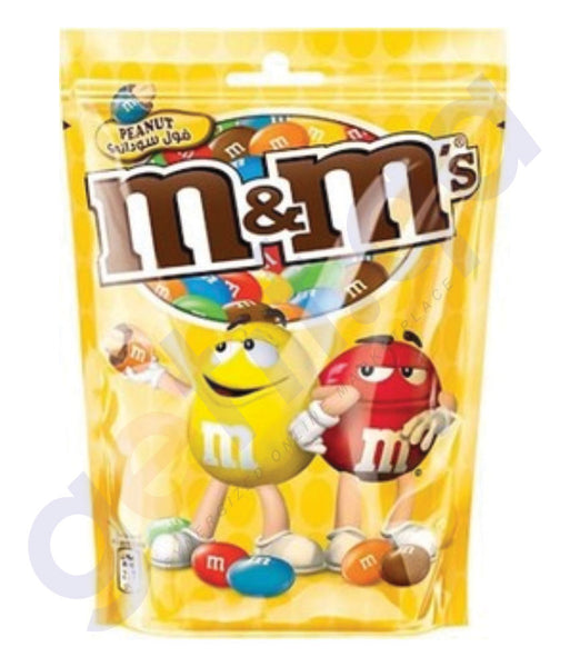 Buy Best Quality M&M's Chocolate Peanut Online in Qatar