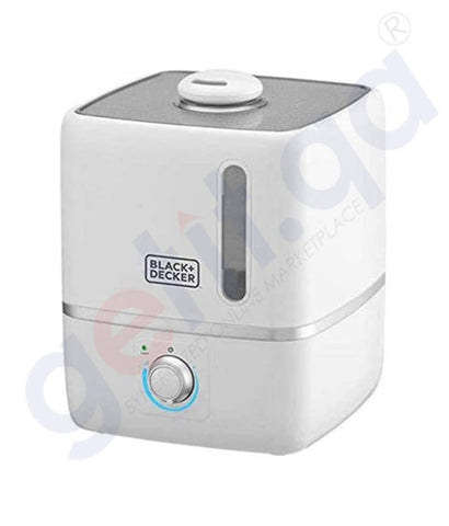 Buy Black & Decker Air Humidifier HM3000-B5 in Doha Qatar