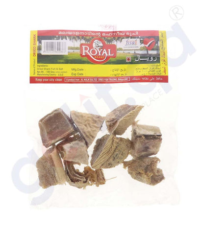 Buy Royal Dried Shark 100gm Price Online Doha Qatar