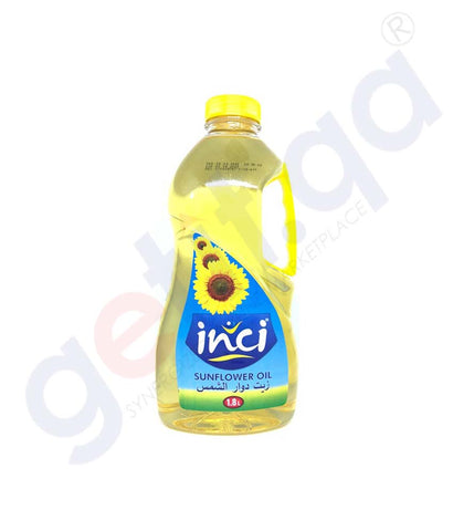 Buy Inci Sunflower Oil 1.8 Ltr Price Online in Doha Qatar