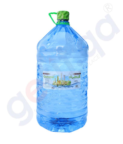 Buy Qatarat Water Disposable 5 Gallon Online Doha Qatar
