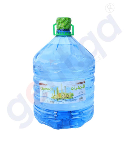 Buy Qatarat Water Disposable 3 Gallon Online Doha Qatar