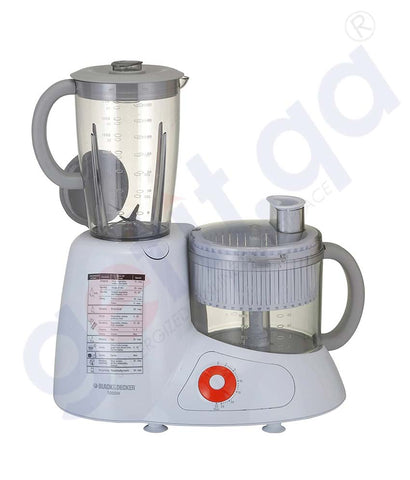 Buy Black & Decker Food Processor FX1000-B5 in Doha Qatar