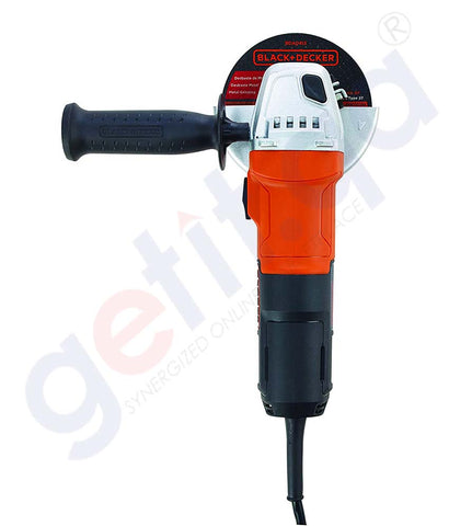 Buy Black & Decker 115mm 650w Small Angle Doha Qatar