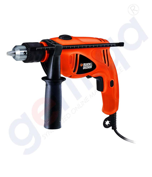 Buy Black & Decker 550w 13mm VSR Hand Drill in Doha Qatar