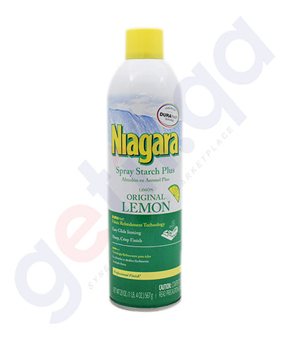 NIAGARA ORIGINAL LIMON 585 ML