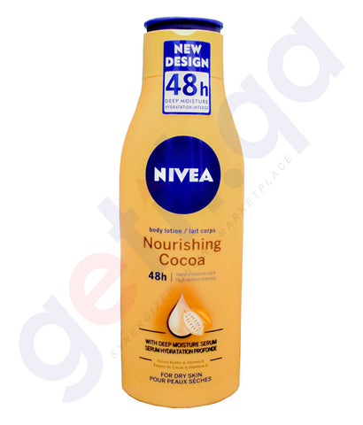 BUY NIVEA COCOA INDULGING BODY LOTION 250ML 89155 ONLINE IN DOHA QATAR
