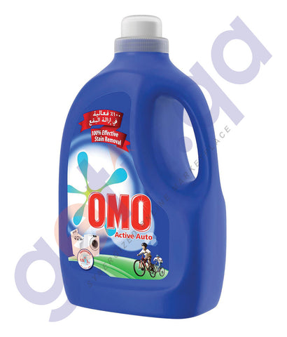 BUY OMO 1.5LTR LS ACTIVE AUTO LIQUID ONLINE IN DOHA QATAR