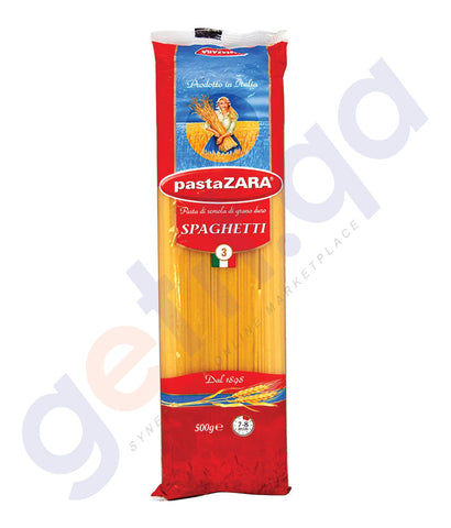 BUY BEST QUALITY PASTAZARA SPAGHETTI 500GM ONLINE IN DOHA QATAR