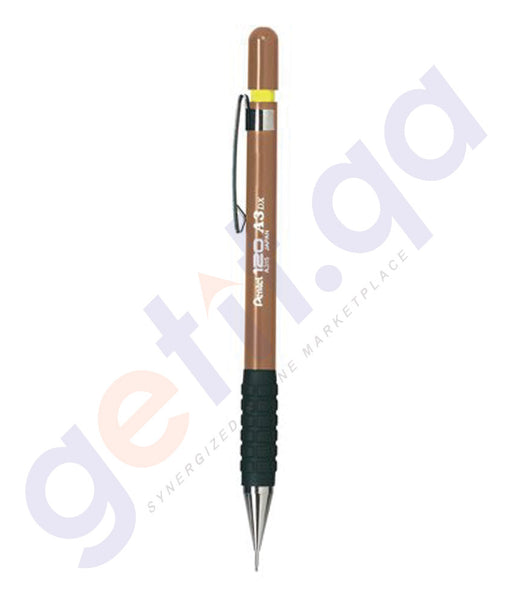BUY PENTEL PENCIL 120 A3 DRAU. 0.9MM-PE-A319-Y ONLINE IN QATAR