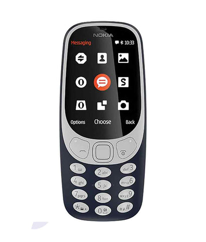 NOKIA 3310 DUAL SIM FEATURED PHONE