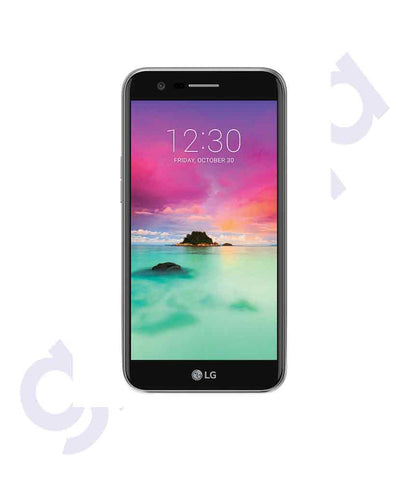 BUY LG K10 2017 - 16GB - 4G SMART PHONE- BLACK IN QATAR