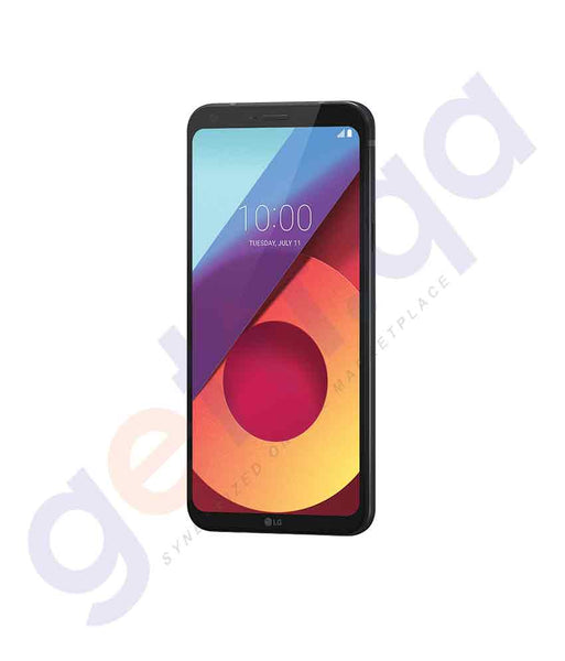 BUY LG Q6 DUAL SIM-3GB RAM-32GB ROM-4G- BLACK SMART PHONE IN QATAR