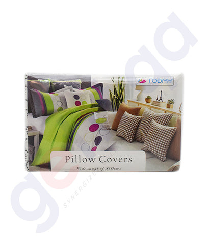 PILLOW COVER 6 PIECE SET