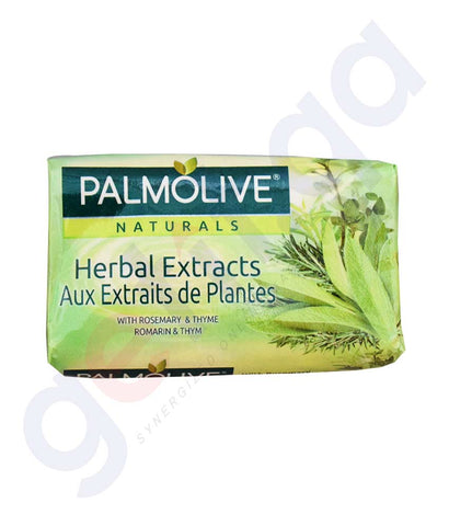 Buy Palmolive Natural Herbal 90g Price Online in Doha Qatar