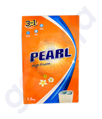 PEARL 1.5KG HIGH FOAM DETERGENT