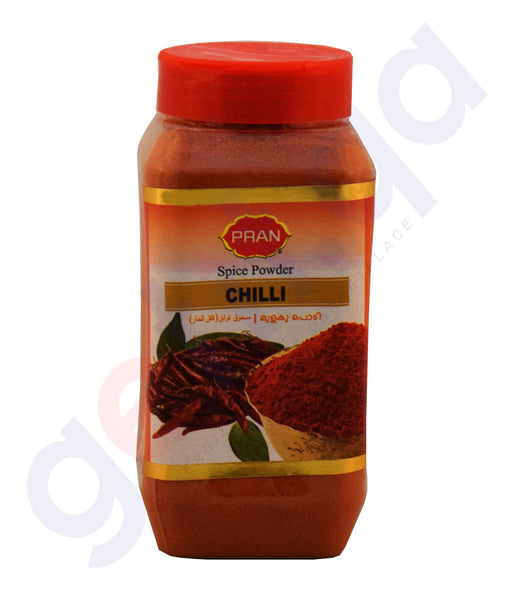 Buy Pran Chilli Powder 250gm Price Online in Doha Qatar