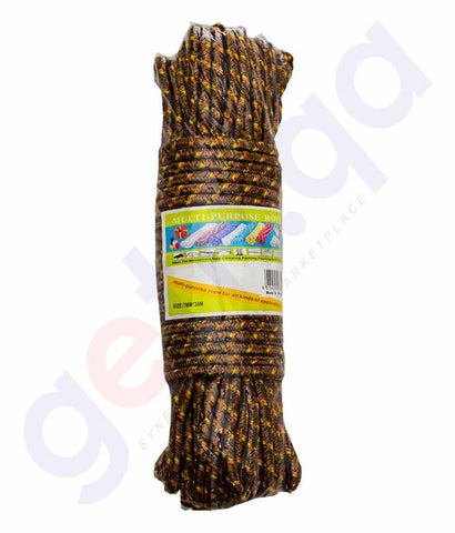 Buy Gitco Rope 7mmx30m HS-730 Price Online in Doha Qatar