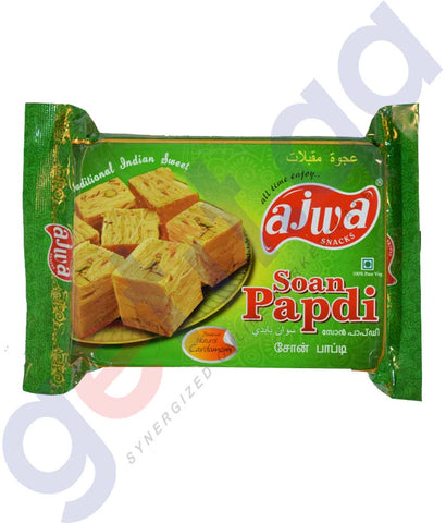 Buy Ajwa Soan Papdi 250gm Price Online in Doha Qatar