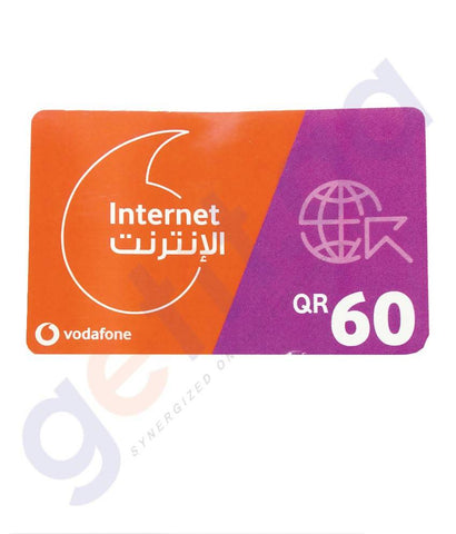 SHOP FOR VODAFONE INTERNET CARD 60 ONLINE IN QATAR
