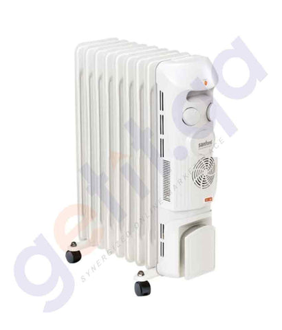 BUY SANFORD- SF1210OH- OIL HEATER- 2400W ONLINE IN QATAR