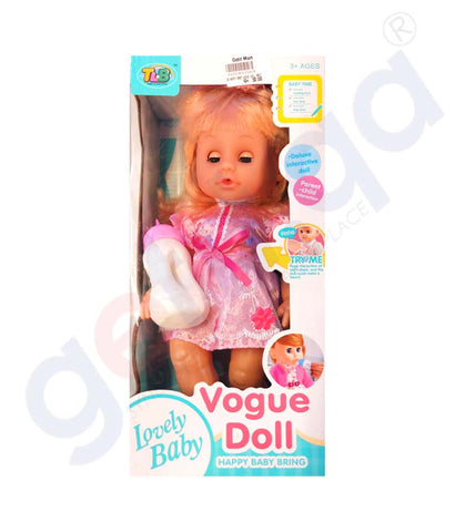 Buy TLB Happy Baby Vogue B862 Price Online in Doha Qatar